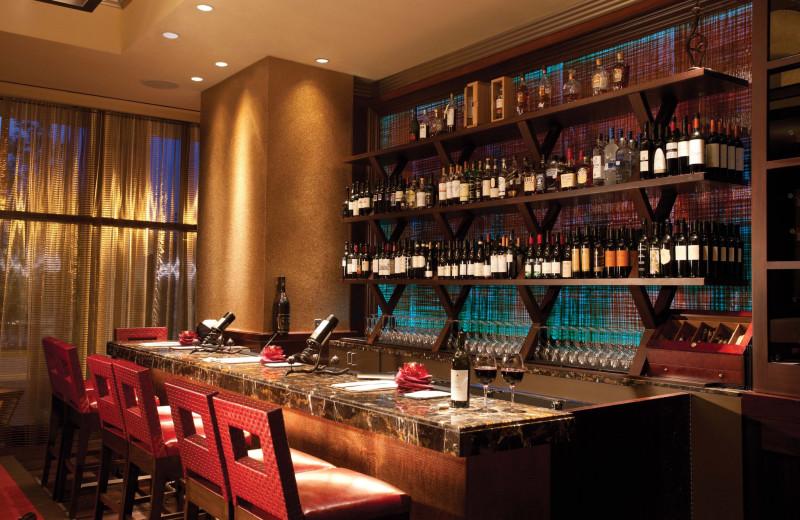 Bar view at Omni Hotels.