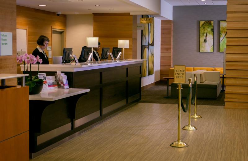 Lobby at Holiday Inn Golden Gateway Hotel
