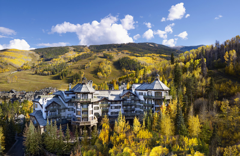 Exterior view of Chateau Beaver Creek.