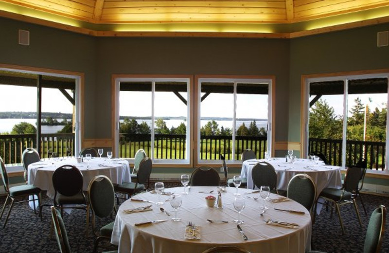 Banquet Hall at Eganridge Resort, Country Club & Spa.