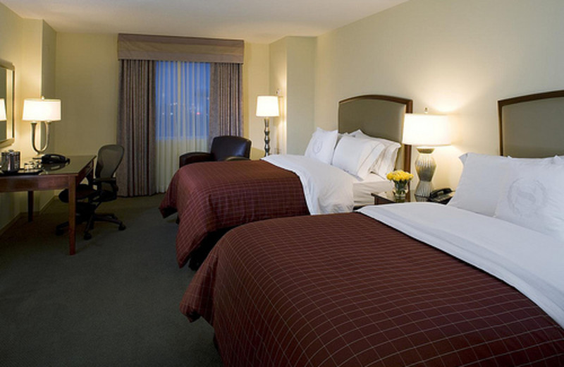 Double Suite at Sheraton Metairie