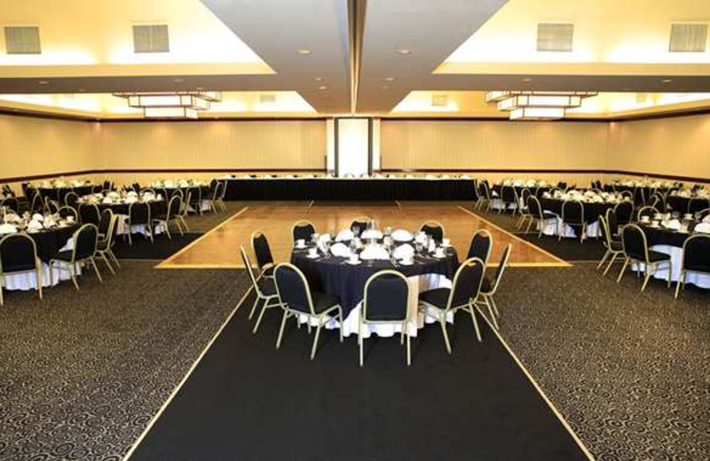 Wedding Reception at Doubletree by Hilton
