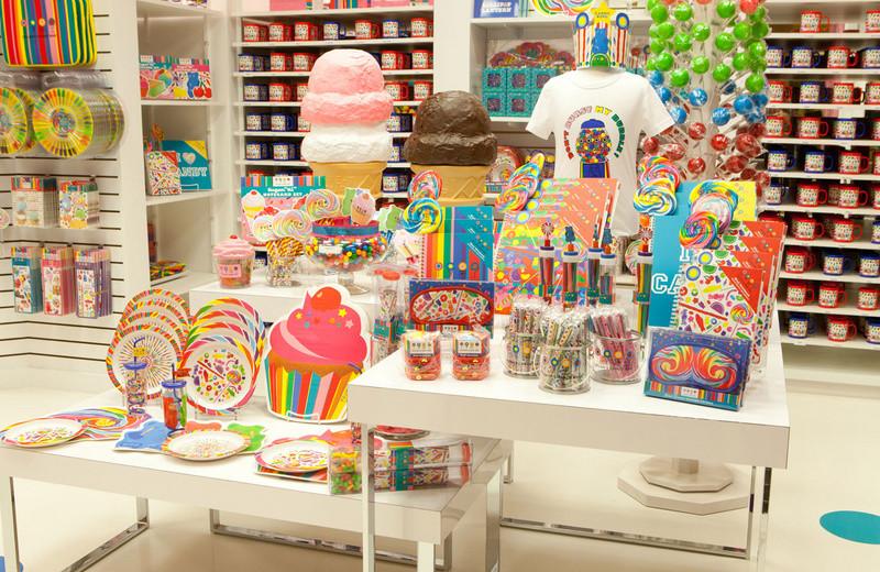 Dylan's Candy Bar at Grand Traverse Resort.