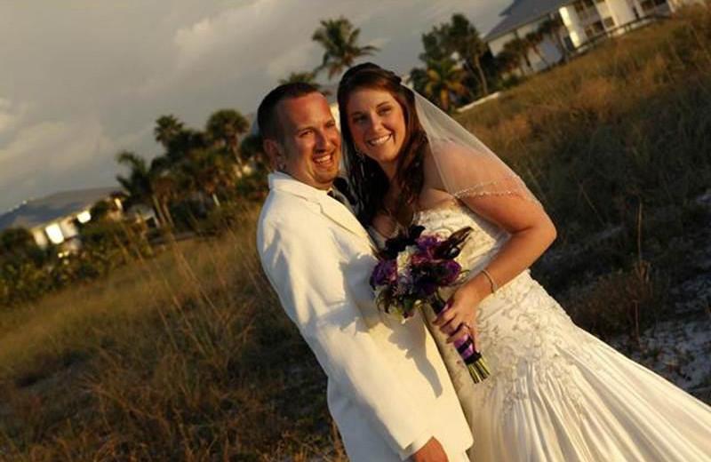 Weddings at Palm Island Resort.
