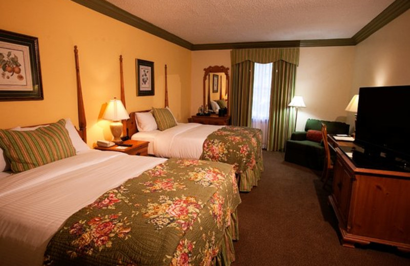 Guest Room at The Founders Inn