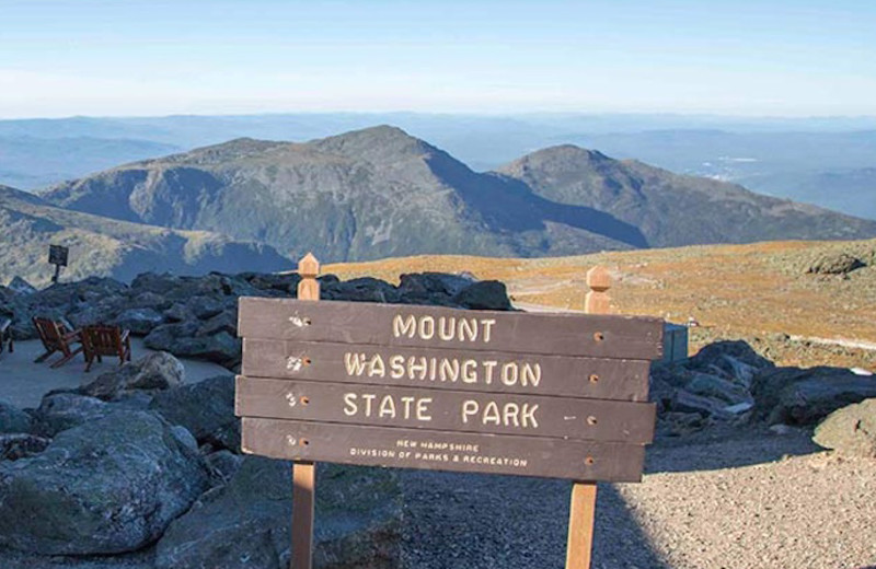 Mount Washington State Park near Mountain View Grand Resort.