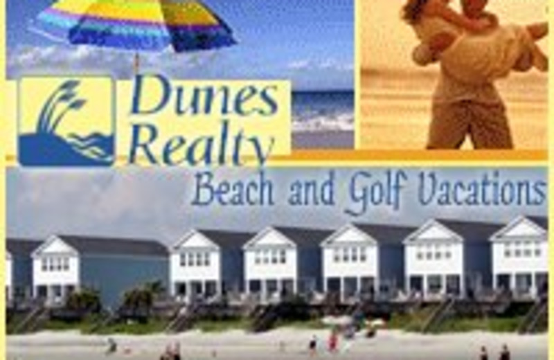 Dunes Realty Vacation Rentals. 128 Atlantic Avenue Garden City Beach, South  Carolina ...