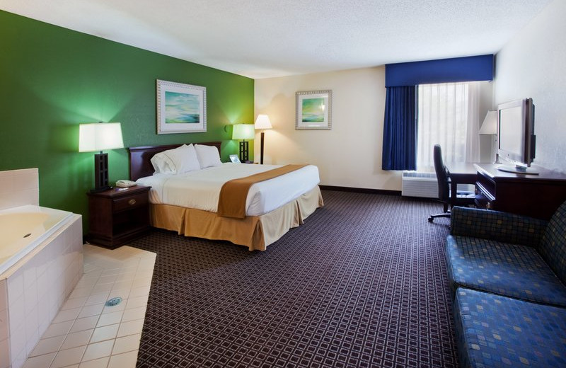 Guest Room at Holiday Inn Express Blairsville