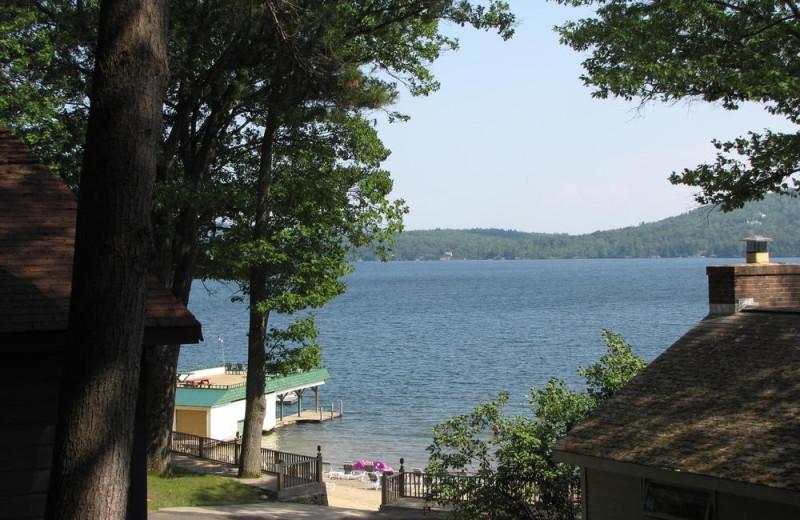 The Lake at The Depe Dene Resort
