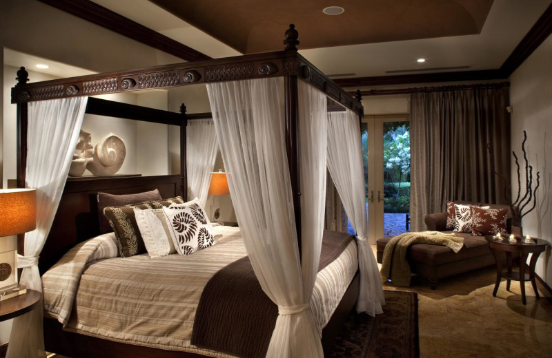 Rental bedroom at Costa Rica Luxury Lifestyle.