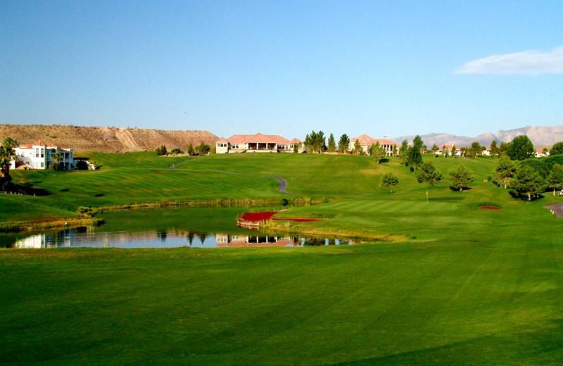 Golf near The Best Western Abbey Inn Hotel.