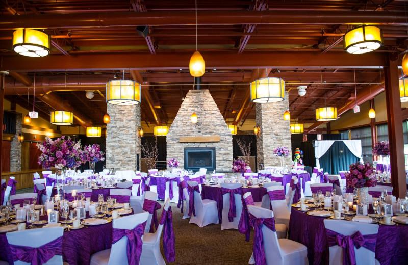 Weddings at Bear Creek Mountain Resort.