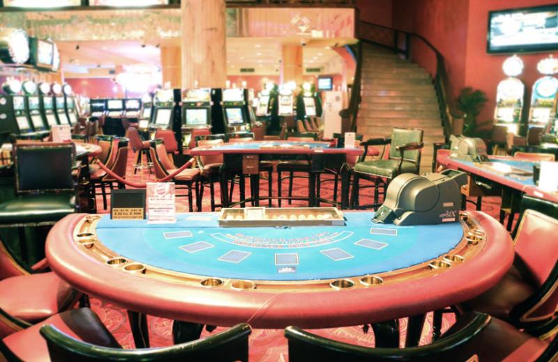 Casino at Port de Plaisance Resort & Casino.