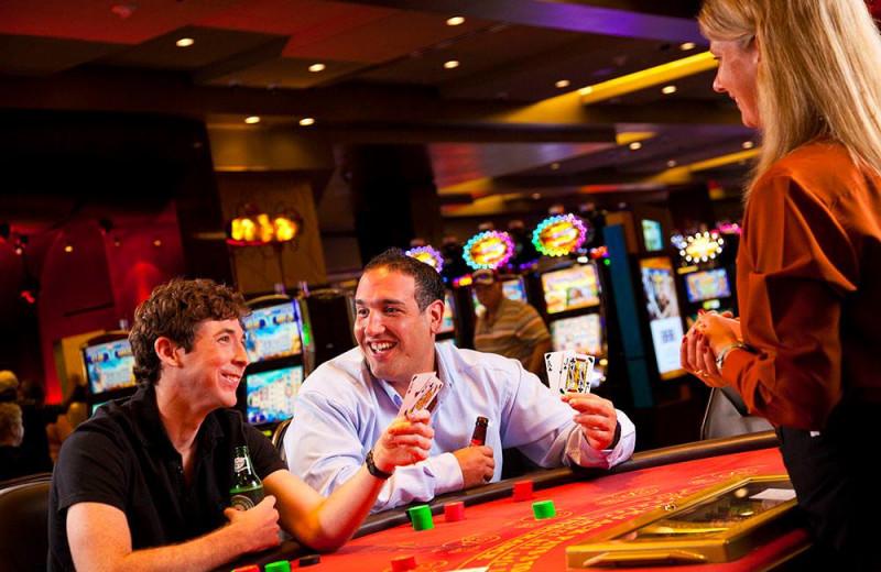 Casino at Palace Casino Resort.