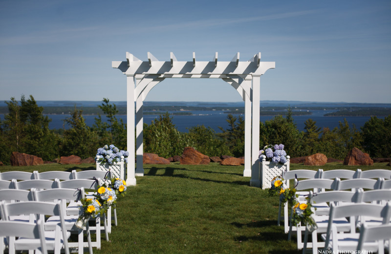 Wedding Venue at Point Lookout Resort and Conference Center