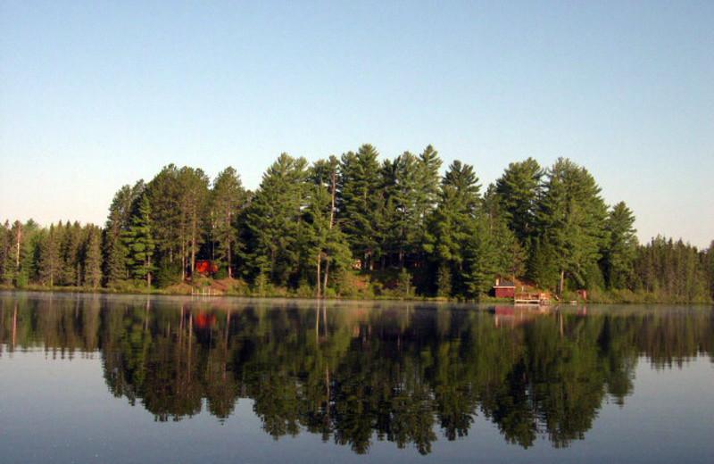 Exterior view of CedarHurst Lodge.
