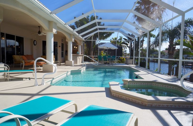 Rental pools at MHB Property Management.