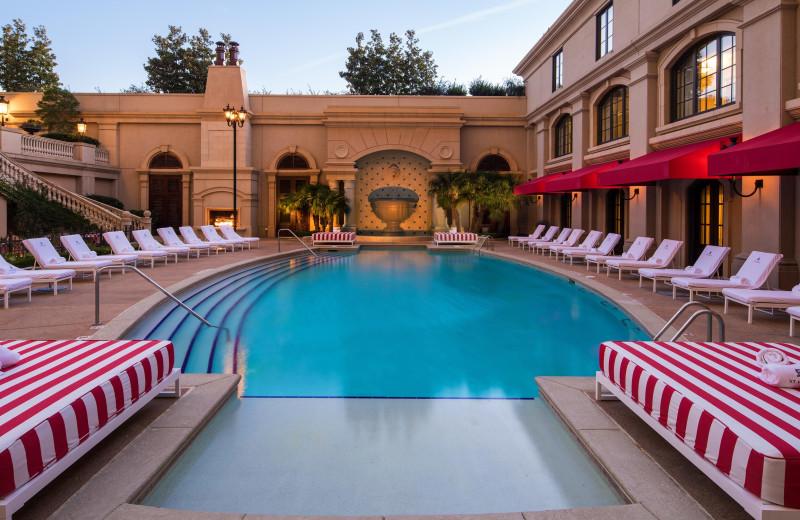 Pool at St. Regis Atlanta.