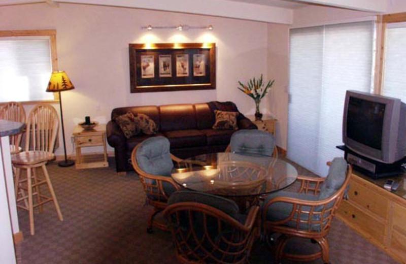 Condo Interior at Many Springs Flathead Lake Resort