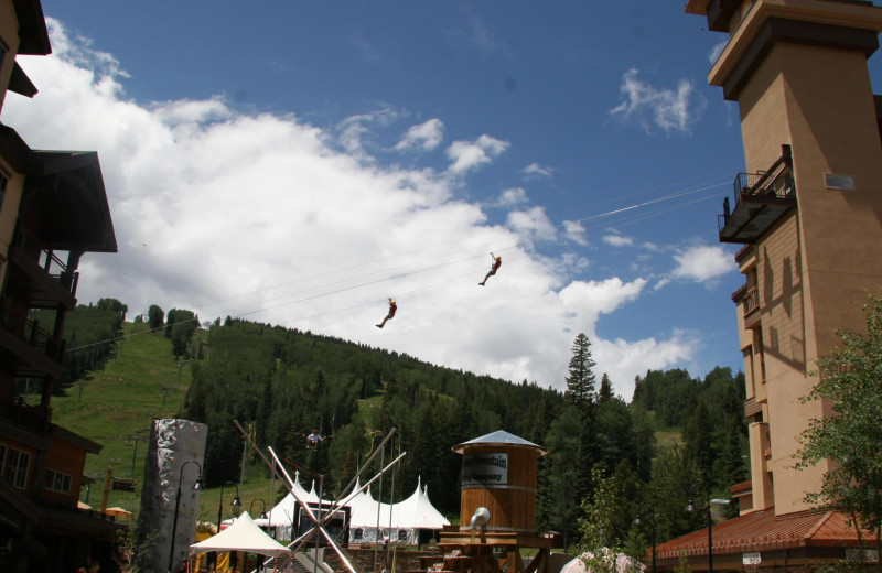 Plaza at Durango Mountain Resort
