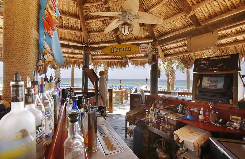 Bar at Calypso Resort & Spa.
