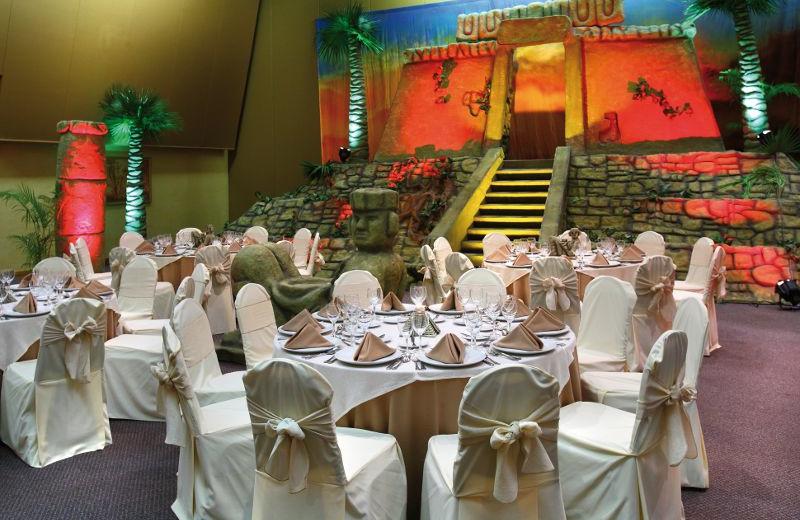 Wedding Reception at Barceló Maya Tropical