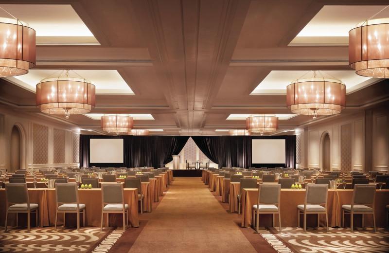 Meeting room at The Ritz-Carlton, Laguna Niguel.