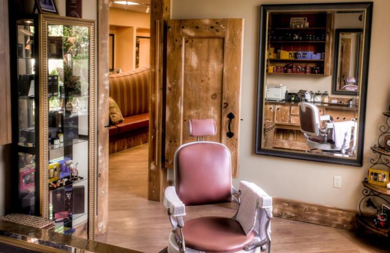 Salon at The Inn at Leola Village.