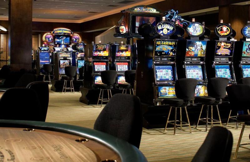 Casino at The Westin Dawn Beach Resort & Spa.