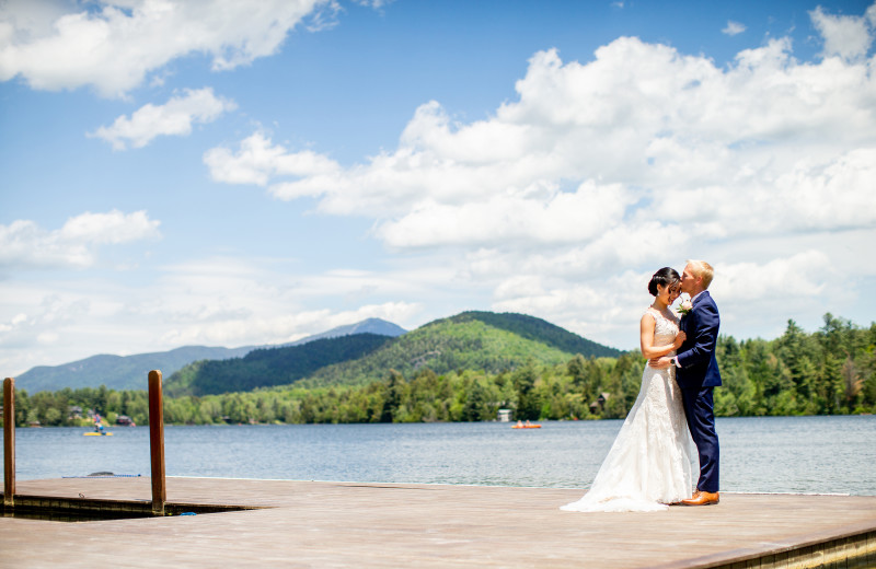 Weddings at Golden Arrow Lakeside Resort.