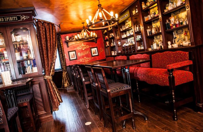 Doc Magilligan's Restaurant & Irish Pub at Cairn Croft Best Western Plus Hotel.