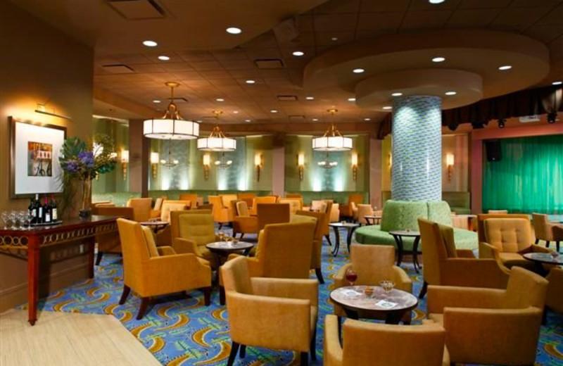 Lobby at Villa Roma Resort.