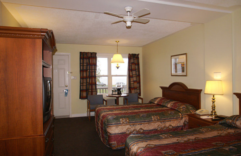 Guest Room at Pictou Lodge Resort