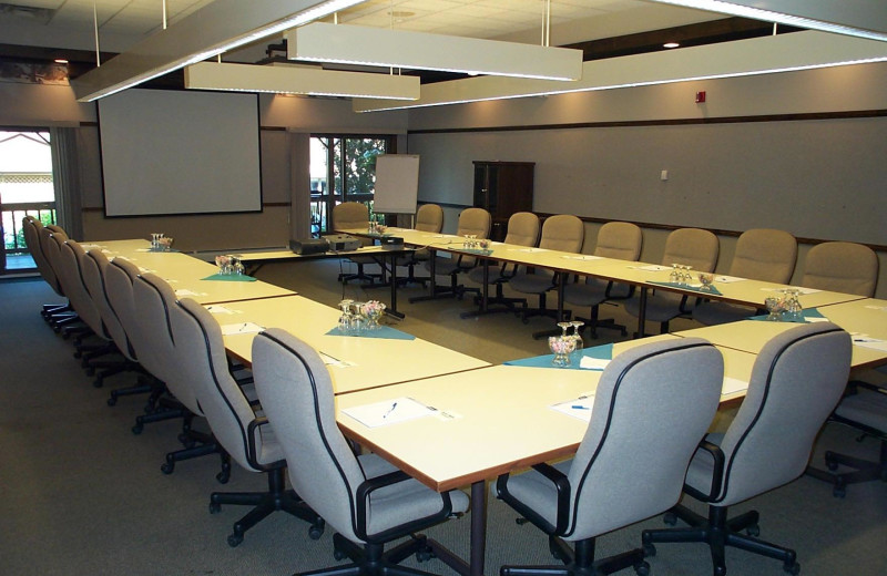 Meetings at Beaver Hollow Conference Center.