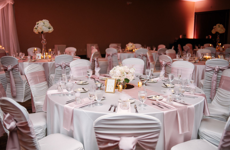 Weddings at 700 Beta Banquet & Conference Center.