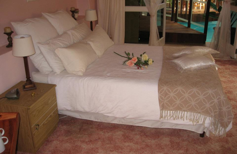 Guest room at Dolphin View Guesthouse Jeffreys Bay.
