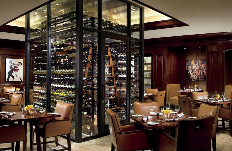 Dining at The Ritz-Carlton, Laguna Niguel.