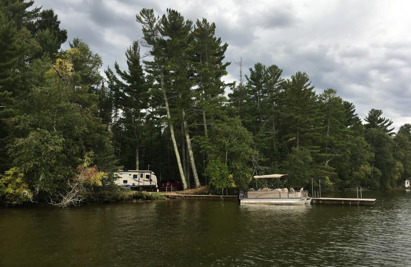 Campground at Cabin O'Pines Resort