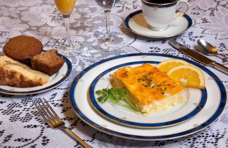 Breakfast at The Sawyer House Bed & Breakfast, LLC