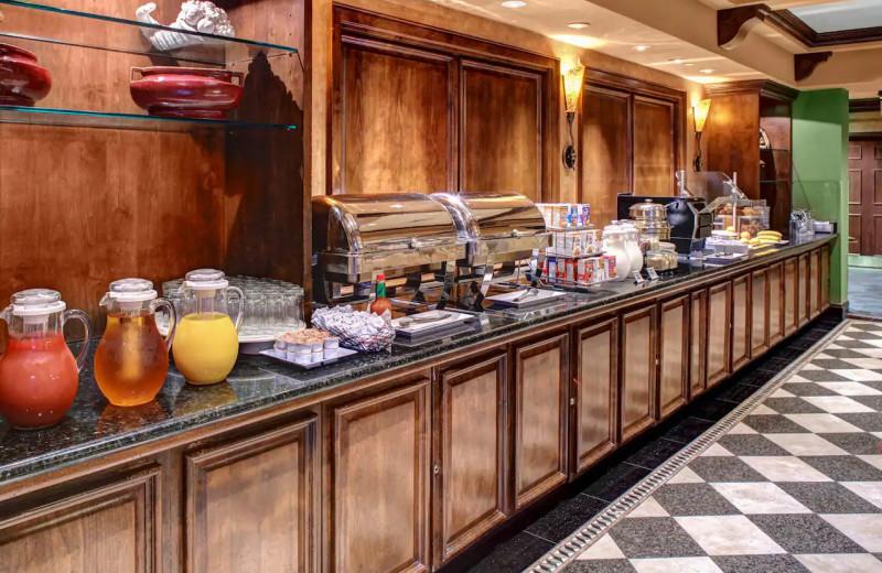 Breakfast at Hyatt House Branchburg.