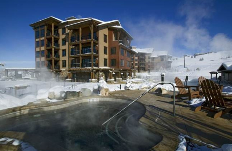 Rental exterior at BlueSky Breckenridge.