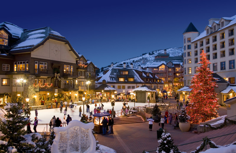 Holidays at Accommodations Vail Beaver Creek.
