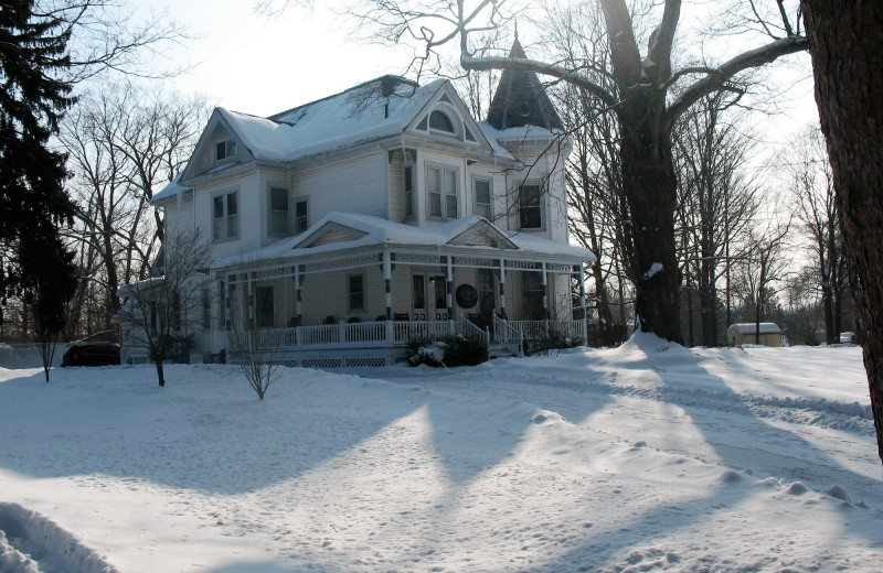 Winter at Stonegate Bed and Breakfast