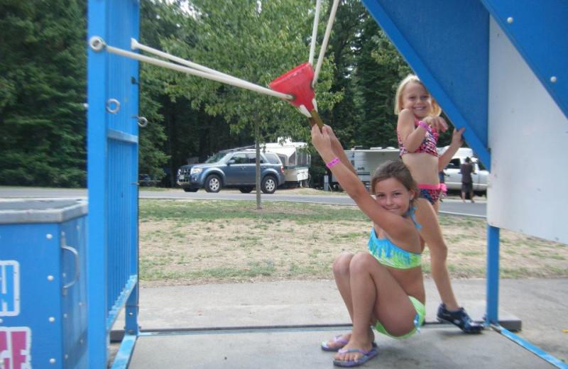 Summer Fun at Smokey Hollow Campground