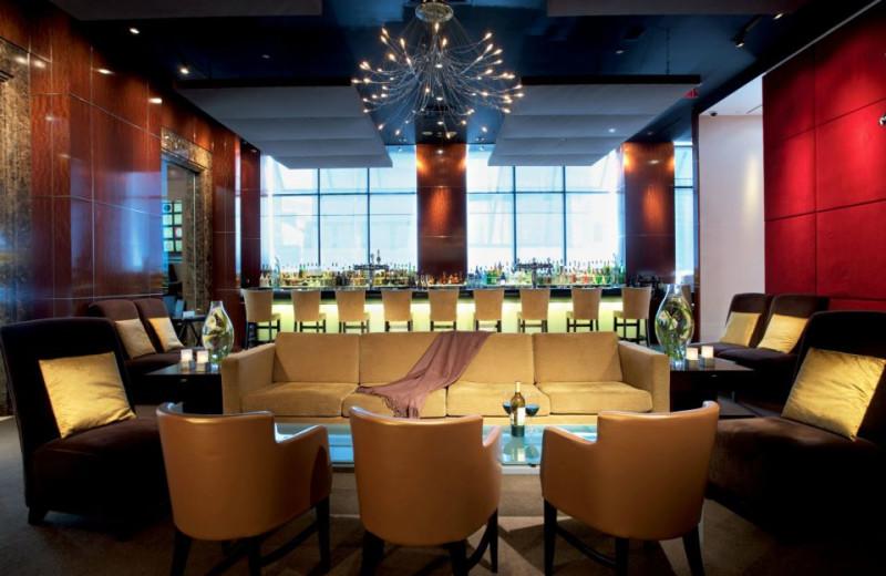 Dining at SoHo Metropolitan Hotel