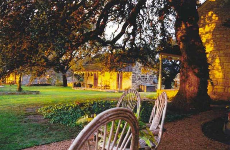 Guest House exterior at  Fredericksburg Ranch.