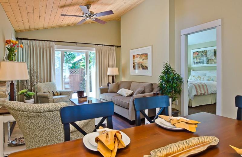 Interior view at Oceanside Village Resort
