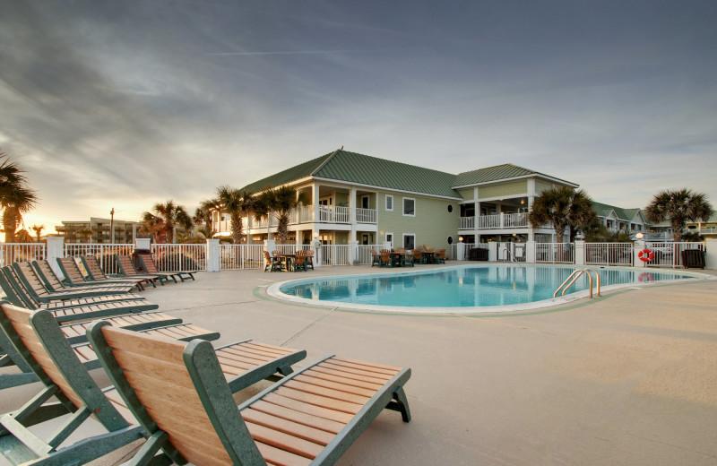 Poo at Islander Hotel & Resort.