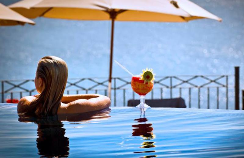 Relax in the Pool at Pueblo Bonito Los Cabos