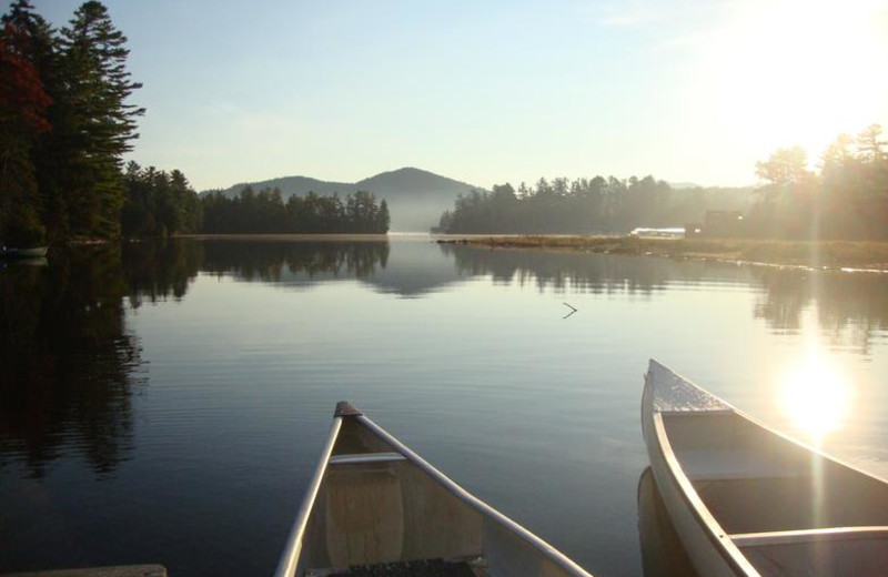 Lake view at Wildwood on the Lake.